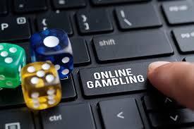 keyboard online gambling dices